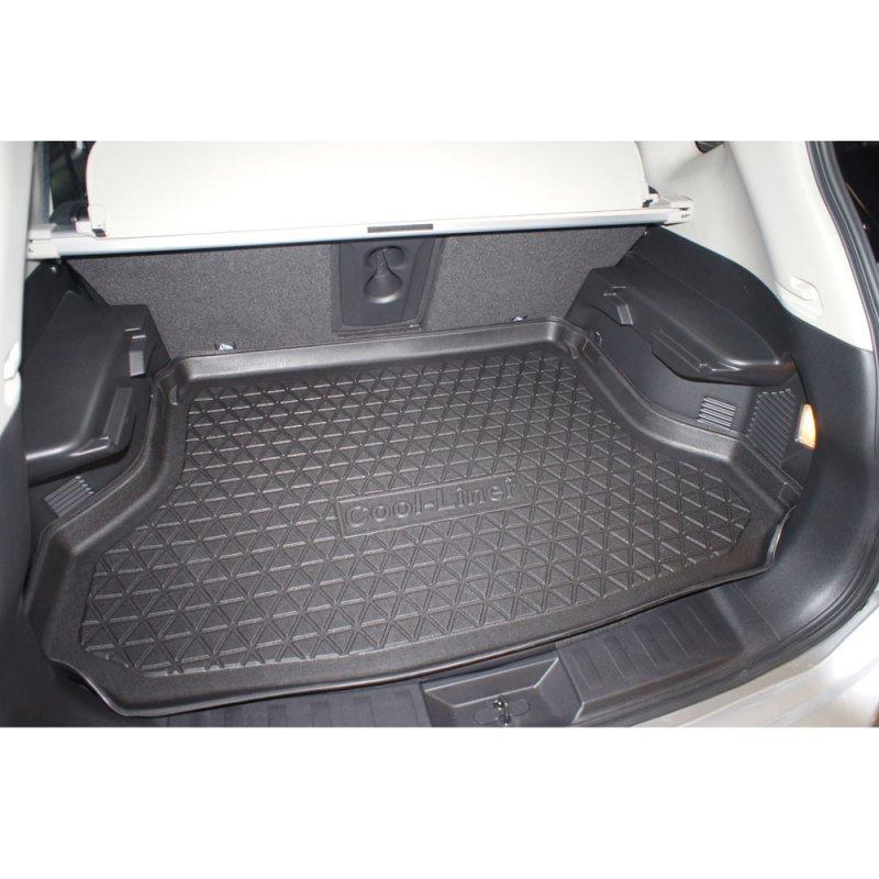 Premium Fußraumschalen für Nissan X-Trail 7.2014 T32