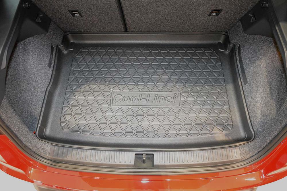 AW 9.2017 Premium Kofferraumwanne für VW Polo VI 2G