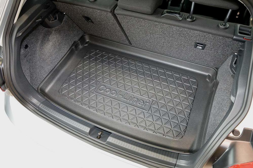 Kofferraumwanne für Fiat Stilo Typ 192 Vor-Facelift Schrägheck Hatchback 3-türer