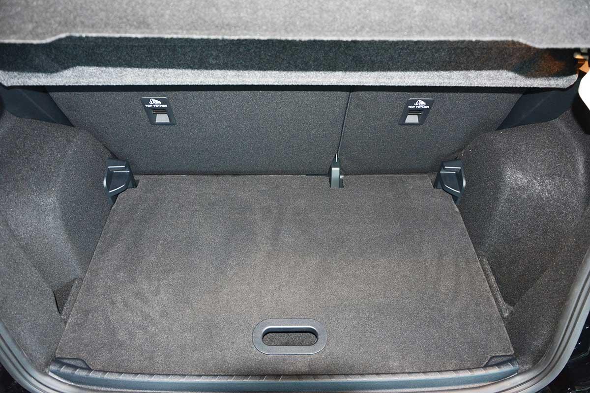 LITE Kofferraumwanne für Ford EcoSport III 2.2018